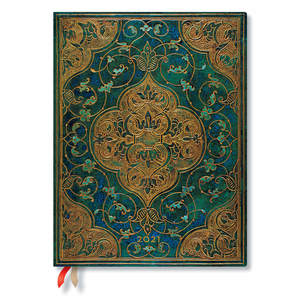 Paperblanks Turquoise Chronicles Turquoise Chronicles 2021 Diary Ultra