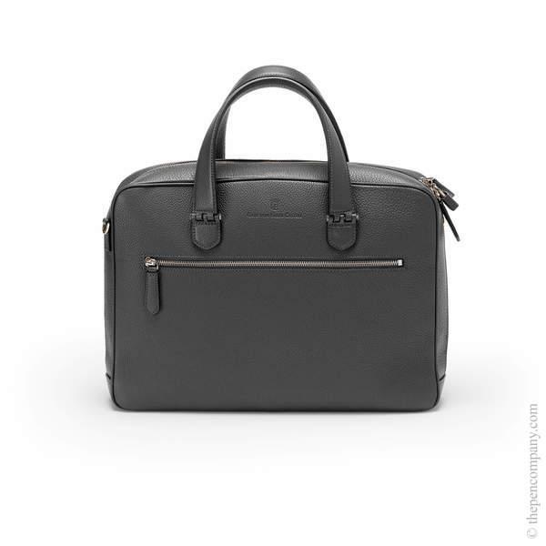 Black Graf von Faber-Castell Cashmere Briefcase Single
