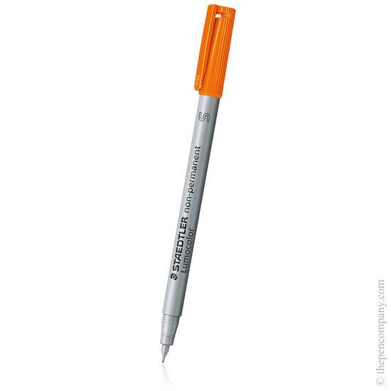 Staedtler Lumocolor superfine non-permanent marker orange - 1
