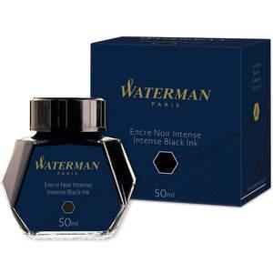 Waterman 50ml Bottled Ink Bottled Ink Black - 1
