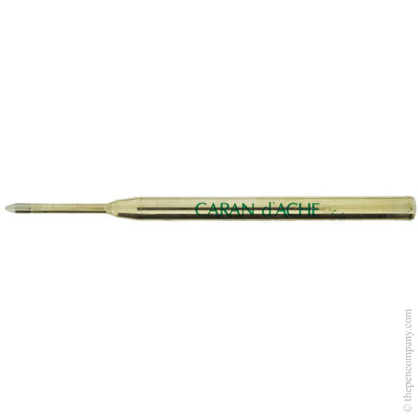Green Caran d'Ache Goliath Ball Pen Refill Refill Medium