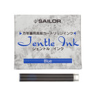 Blue Sailor Jentle ink cartridges - 1