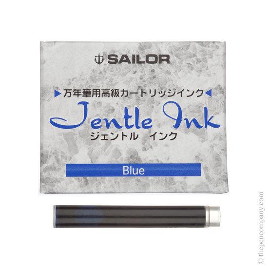 Blue Sailor Jentle ink cartridges - 1