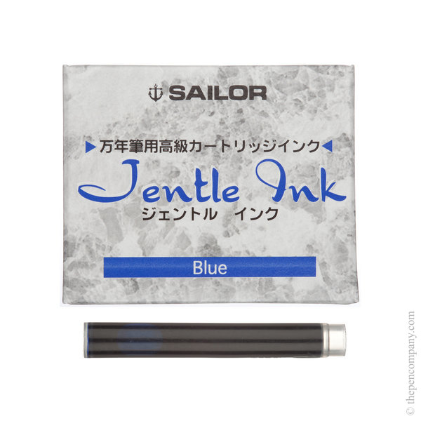 Blue Sailor Jentle Ink Cartridges