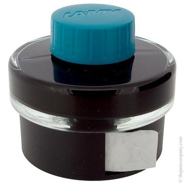 Turquoise Lamy Bottled T52 Bottled Ink