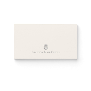 Graf von Faber-Castell Replacement Notepad Landscape Replacement Writing Pad - 1