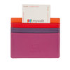 Mywalit Small Card Holder Sangria Multi - 3