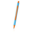 Orange Schneider Slider Edge XB ballpoint pen - 1