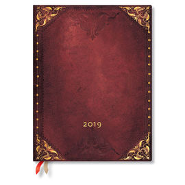 Ultra Paperblanks The New Romantics 2019 Diary Urban Glam Day-to-View - 1