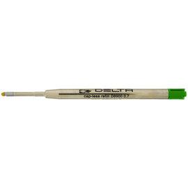 Delta Capless Rollerball refill green - 1