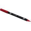 Tombow ABT brush pen 856 Chinese Red - 2