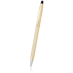10CT Gold Cross Classic Century Ballpoint Pen - 1