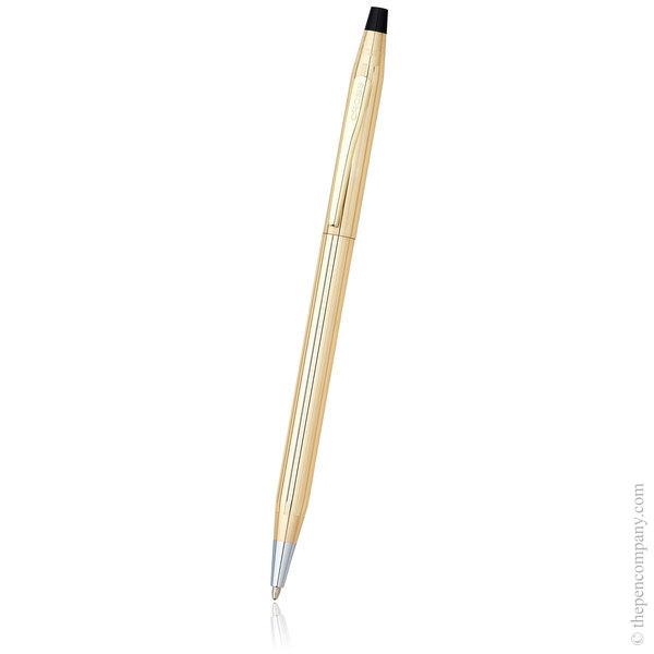 10CT Gold Cross Classic Century Ballpoint Pen