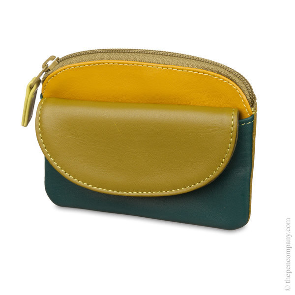 Evergreen Mywalit Coin Purse with Flap