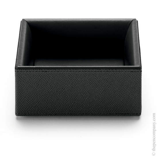 Black Graf von Faber-Castell Pure Elegance Large Accessories Box - 1