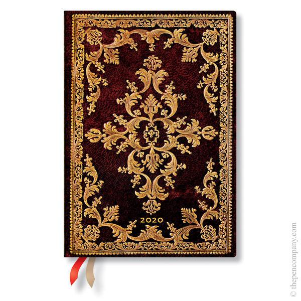 Midi Paperblanks Jewel of Urbino 2020 Diary