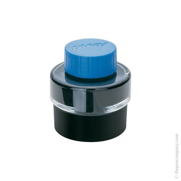 Washable Blue Lamy Bottled T51 Bottled Ink