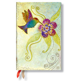 Paperblanks Hummingbird 2015-16 academic diary-1
