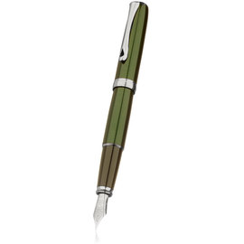 Evergreen Chrome Diplomat Excellence A2 Fountain Pen - 1