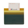 Mywalit Small Card Holder Evergreen - 3
