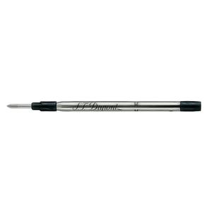 Black Dupont jumbo ballpoint refill - 1