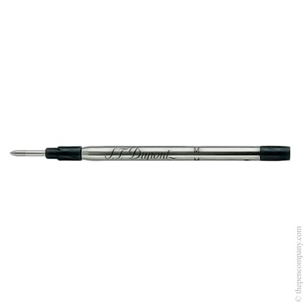 Black S.T. Dupont Jumbo Ball Pen Refill