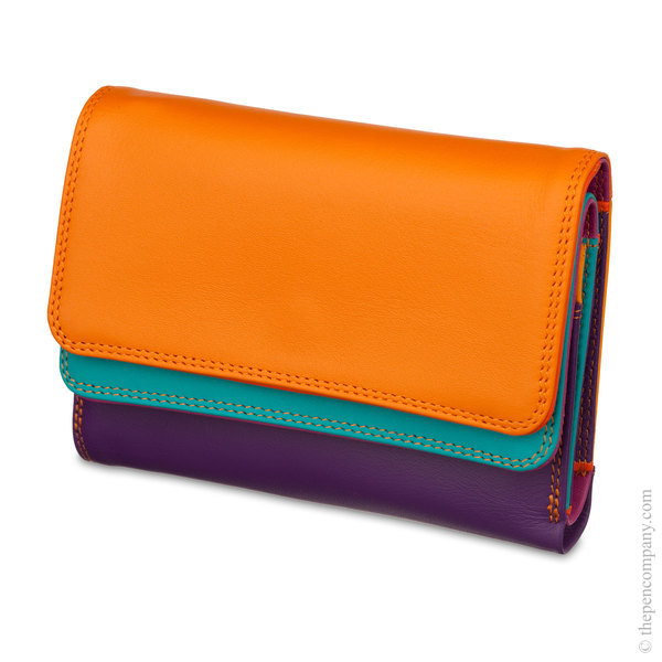 Copacabana Mywalit Double Flap Wallet/ Purse