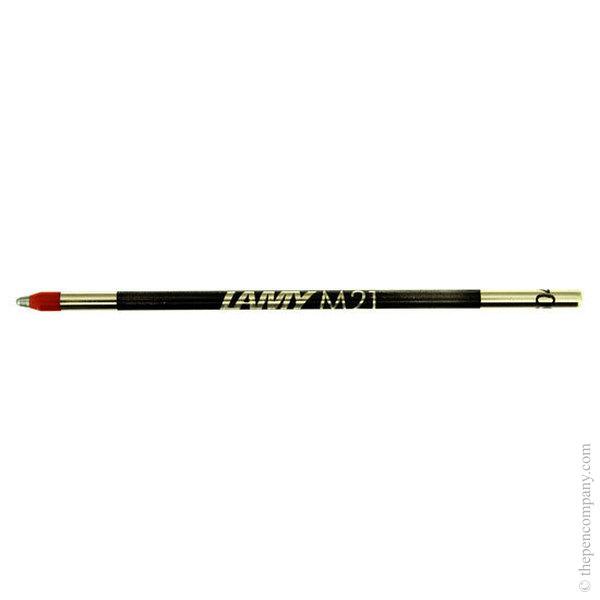 Red Lamy M21 Mini Ball Pen Refill