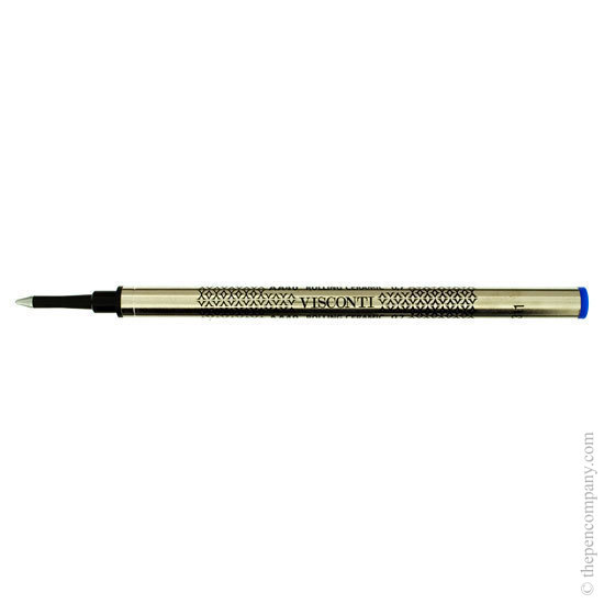 Visconti A40 Rollerball Pen Refill Blue