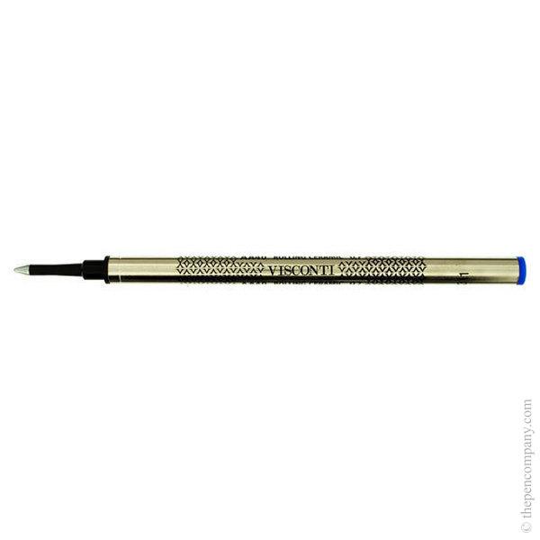 Blue Visconti A40 DreamTouch Rollerball Refill Medium