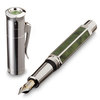 Graf von Faber-Castell Pen of the Year 2011 Jade Medium Nib - 3