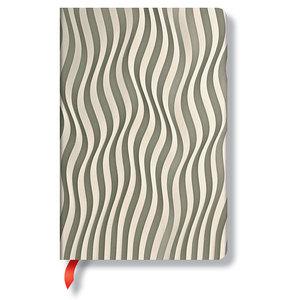 Lined Mini Paperblanks Ripple Ori Journal - 1