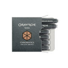 Organic Brown Caran d'Ache Chromatics Cartridges