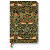 Lined Mini Paperblanks William Morris Birds Journal - 1