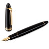Sailor 1911 Standard Fountain Pen Black with Gold Trim - 2