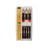 Yellow Sheaffer Calligraphy Mini Kit Fountain Pen - F/M/B Stub Nib - 4
