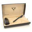 Visconti Wall Street Fountain Pen Grey Medium Nib - 1