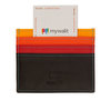 Mywalit Small Card Holder Black Pace - 3