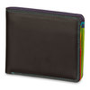 Mywalit Standard Wallet with Coin Pocket Black Pace - 1