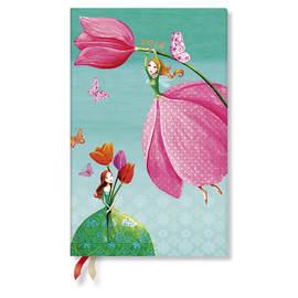 Maxi Mila Marquis 2018 Diary Joyous Springtime Horizontal Week-to-View - 1