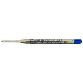 Visconti A38 Gel Ballpoint Pen Refill Blue Broad - 1