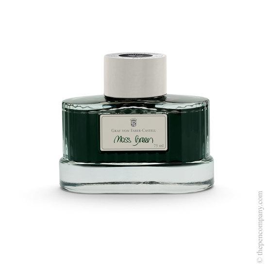 Graf Moss Green Fountain Pen Ink - 1