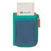 Mywalit Zip Purse plus ID Holder Aqua - 2