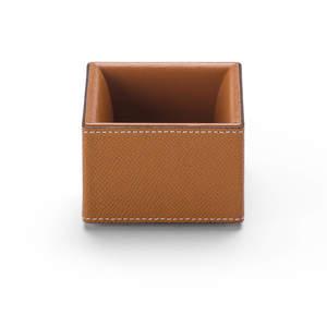Cognac Graf von Faber-Castell Pure Elegance Small Accessories Box - 1