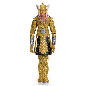Montegrappa Viking Fountain Pen Gold - 1