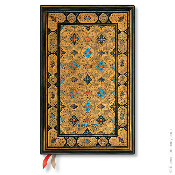 Maxi Paperblanks Shiraz 2019-2020 18 Month Diary Academic Diary