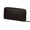 Mywalit Lucca Zip Around Purse Black - 1